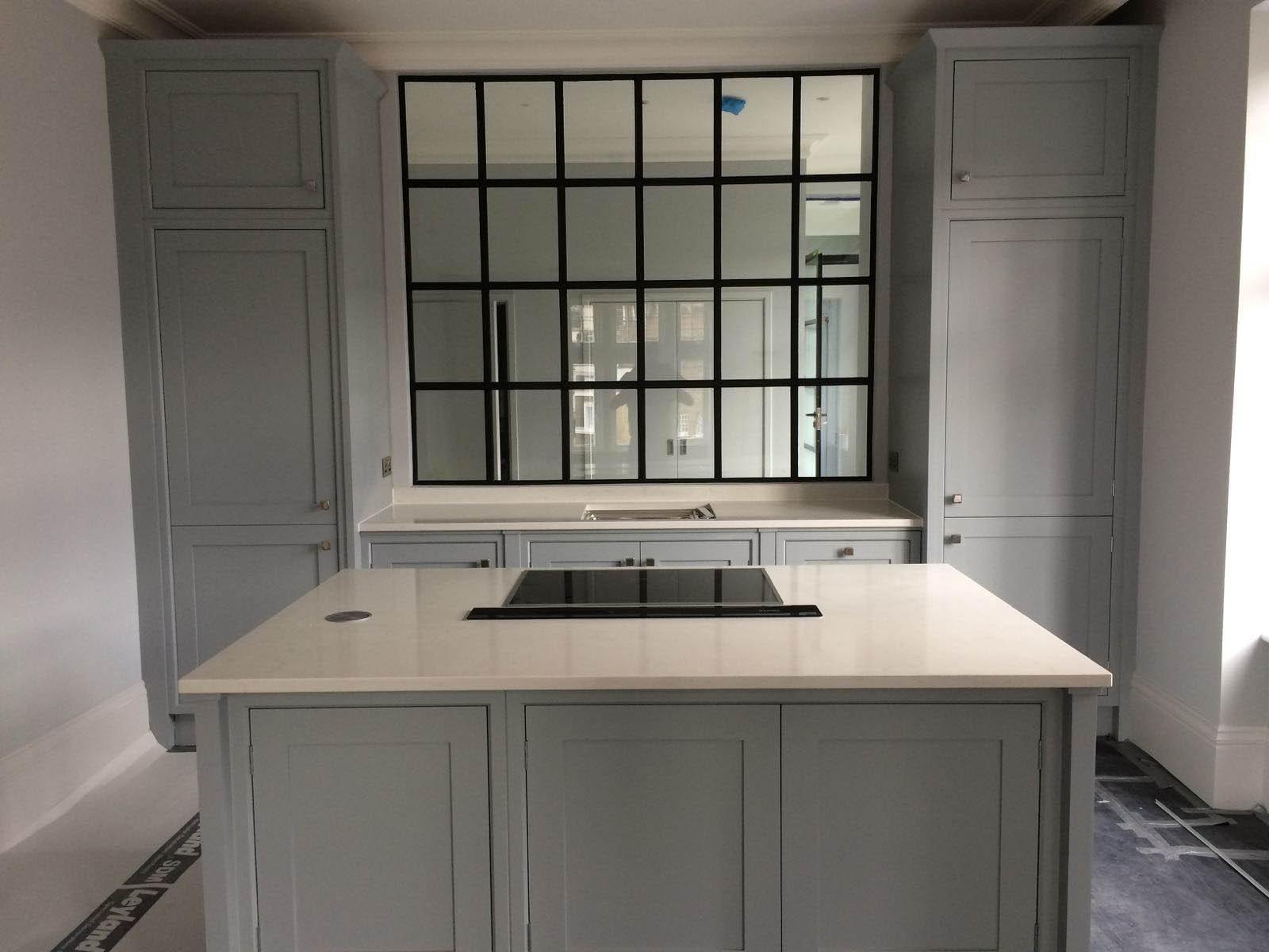 Arcadia Grey Kitchen