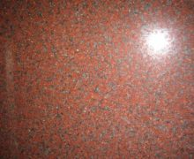 St Johns Red - Granite Worktops